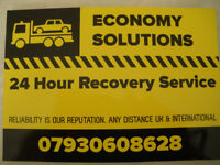 Mansfield most reliable and cheapest quality recovery service with a 5 star rating