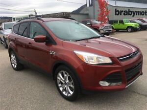 2014 Ford Escape SE Leather, Nav, Pano Sunroof, Bluetooth
