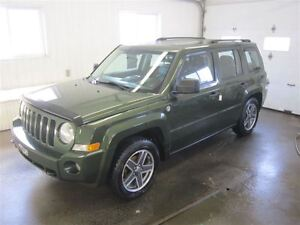 2009 Jeep Patriot TRAIL RATED 4X4