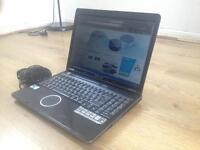 Packard Bell laptop - webcam, win 7