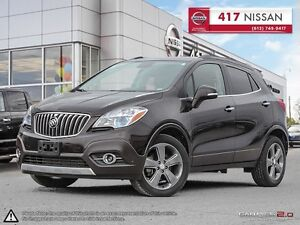 2014 Buick Encore LOADED // LEATHER // MANAGERS SPECIAL // MUST
