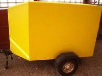 Car Trailer, Ideal moto x bike or go cart transport, etc.