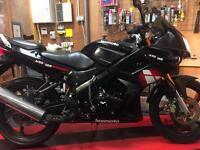 Lexmoto XTR s 125 2015 65 reg CBR 125cc replica