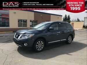 2015 Nissan Pathfinder SL NAVIGATION/LEATHER/PANORAMIC ROOF