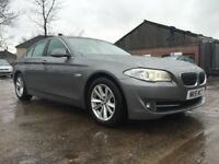 2012 BMW 520D SE AUTO BLUE EFFICIENCY *12 MONTHS MOT*