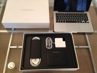 Immaculate Apple MacBook Pro Retina, 13-inch,Early 2015 256GB-SSD i5 2.7GHz 8GB RAM