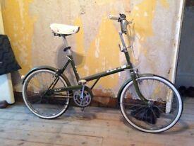 Vintage BSA 20 Shopper Bike