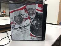 Budweiser Fridge