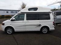 Volkswagen Transporter Leisuredrive VIVANTE 2+2 berth high top van conversion