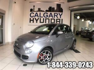 2015 Fiat 500 Sport- FUEL EFFICIENT!