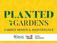 Garden design & maintenance in Sussex