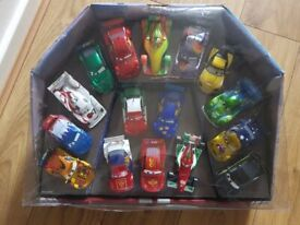 Disney Cars diecast set gift (limited edition)