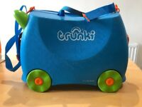 Adopt Terrance, the blue Trunki (from Finchley)