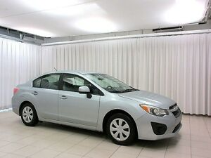 2012 Subaru Impreza LOW KMs!! One Owner! All-Wheel Drive! 5-Spee