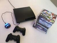 PS3 Full Bundle & 17 Games!