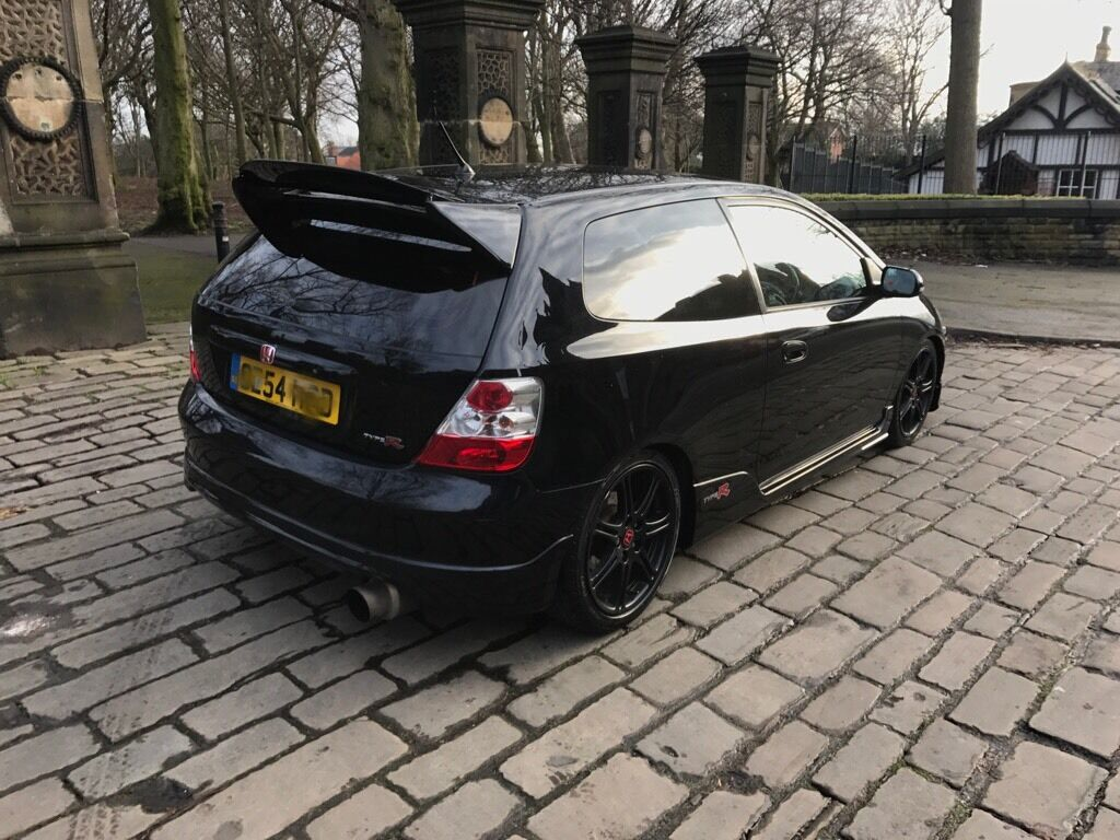 honda civic type r ep3 mugen modified in headingley. Black Bedroom Furniture Sets. Home Design Ideas