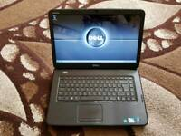 Dell Intel dual core 4gb ram 500gb hhd webcam hdmi laptop excellent condition