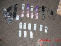 VARIUOS MOBILE PHONES