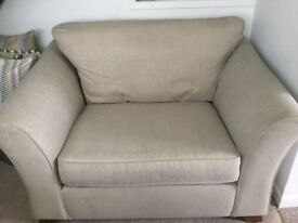 Marks and Spencer love seat
