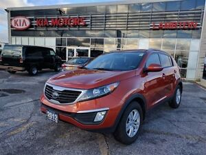 2012 Kia Sportage LX  ONE Owner Local Vehicle We Sold New