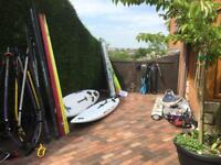 Windsurfing kit job lot