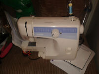 brother sewing machine like new