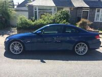 BMW 3 series M Sport Coupe, Leather, Cruise Control, Bluetooth, economical