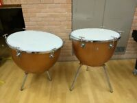 Kettle drums