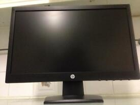 "HP LED MONITOR 19""inch! For-sale ASAP!"