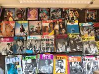 Movie Magazines 60's onwards