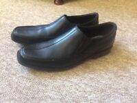 Clarks Boys School, Formal Shoes size 2.5 F New