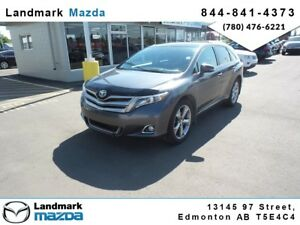 2014 Toyota Venza Limited Loaded