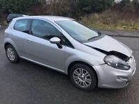 2014 FIAT PUNTO 1.2 ONLY 20k MILES HPI CLEAR