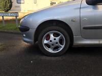 wheels peugeot 206
