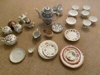Collection of Crockery