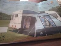 Caravan awning excellent condition