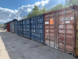 Secure 20Ft Shipping Container Storage STANDISH, WIGAN, CHORLEY, COPPULL WN6