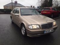 Mercedes C220 CDI mot & tax