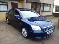 2003 Toyota Avensis Automatic