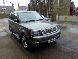 RRS Facelift Model, 3 owners, FSH, MOT Due 03/2018, Lots of extras inc sunroof, Must be seen....
