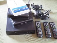 Linksys Media Center extenders