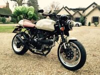 Ducati Sport 1000 Cream (Low Mileage)