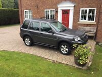 Freelander SE 5Dr Very Good Condition FMDSH 51400miles MOTC Oct 2017 1st owner 10.5Years