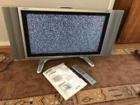 "Sharp Aquos 26"" LCD TV"