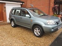 Nissan X Trail 4WD Sport with Tow Bar