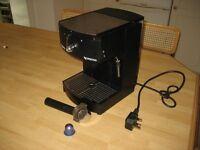 Coffee machine, Magimix Nespresso brand. £15. Call 07766035651