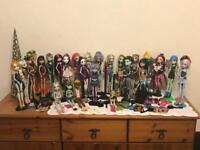 Large Monster High Bundle