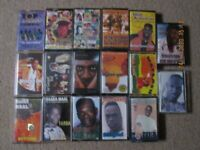 African Music Cassettes