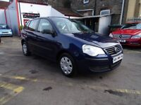 2005 Volkswagen Polo 1.2 E 5dr LOW MILES FULL SERVICE HISTORY