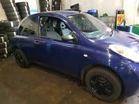 NISSAN MICRA ONLY £695 VERY CHEAP LOW MILLIGE
